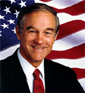 Former Congressman Ron Paul